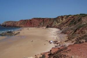 Strand von Carrapateira Praia Amado